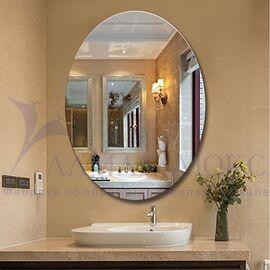 Зеркало овальное со шлифованной кромкой 8c - А/010 в Минске и Беларуси