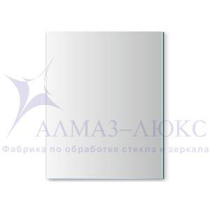 Зеркало прямоугольное  со шлифованной кромкой 8с-А/033