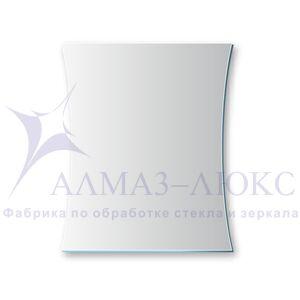 Зеркало со шлифованной кромкой 8c - А/038