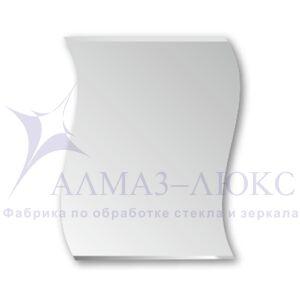 Зеркало с частичным фацетом 8c - B/020
