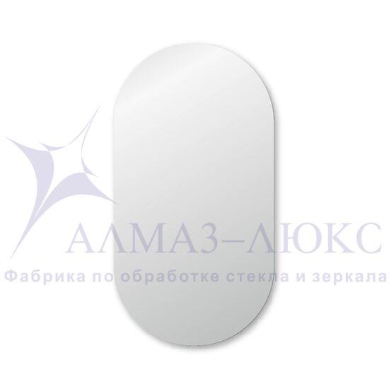 Зеркало овальное со шлифованной кромкой А-019 в Минске и Беларуси