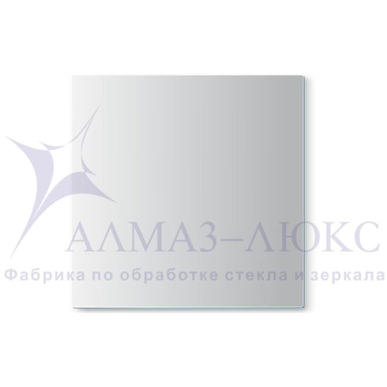 Зеркало квадратное с полированной кромкой А-014
