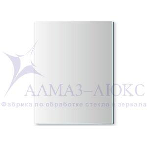 Зеркало прямоугольное  со шлифованной кромкой А-009