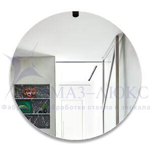 Зеркало круглое  со шлифованной кромкой A-011