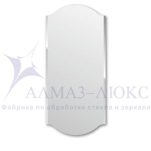 Зеркало с частичным фацетом B - 403