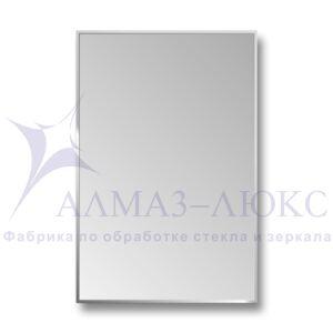 Зеркало прямоугольное с фацетом 8c - C/031