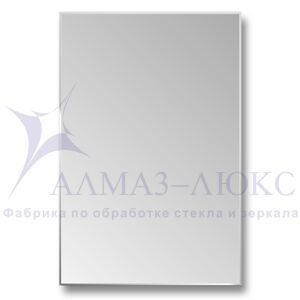 Зеркало прямоугольное с фацетом 8c - C/037