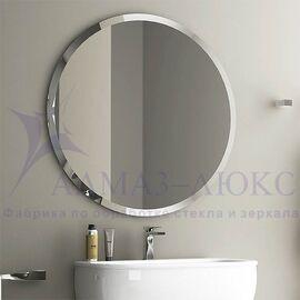 Зеркало круглое с фацетом 8с-С/069-А