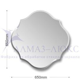 Зеркало настенное с фацетом С-005