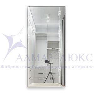 """Зеркало настенное прямоугольное 10с-Д/001 """"Нюанс"""""""
