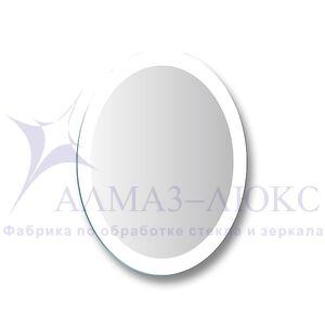 """Зеркало настенное овальное 10с - Д/005 """"Лада"""""""