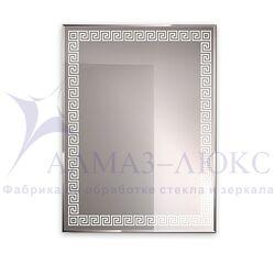 Зеркало настенное прямоугольное 8с-Д/048