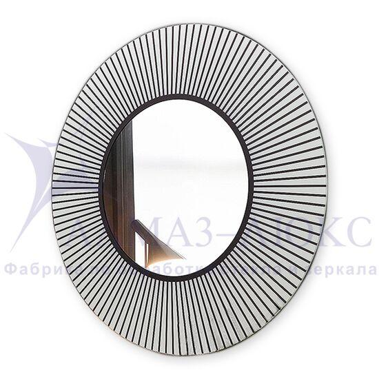 Зеркало настенное круглое Д-020 (D70) в Минске и Беларуси