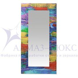 Зеркало настенное прямоугольное Д-022-2 (120х60) в Минске и Беларуси