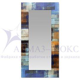 Зеркало настенное прямоугольное Д-022-5 (120х60) в Минске и Беларуси
