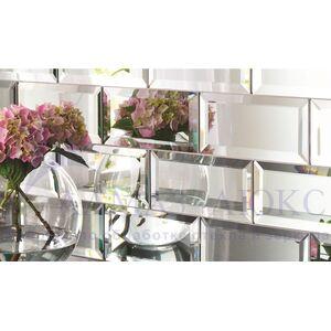 Зеркальная плитка для декорирования помещений