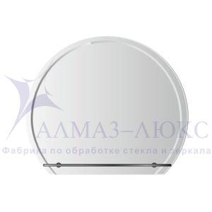 Зеркало с полкой Г - 038