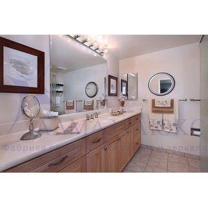 Зеркало – обязательный атрибут любой ванной комнаты