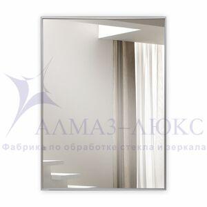 Зеркало прямоугольное в алюминиевой раме M-148