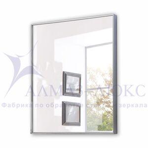 Зеркало прямоугольное в алюминиевой раме M-149