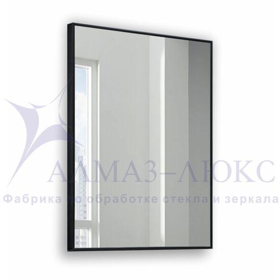 Зеркало прямоугольное в алюминиевой раме M-198 (100х70) в Минске и Беларуси