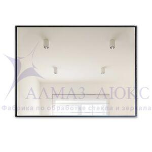 Зеркало прямоугольное в алюминиевой раме M-243