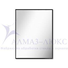 Зеркало прямоугольное в алюминиевой раме M-243 в Минске и Беларуси