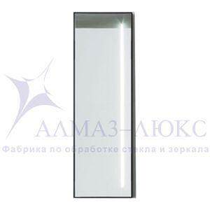 Зеркало прямоугольное в алюминиевой раме M-246