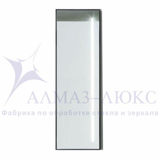 Зеркало прямоугольное в алюминиевой раме M-246 в Минске и Беларуси
