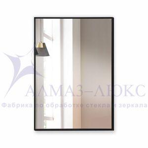 Зеркало прямоугольное в алюминиевой раме M-248