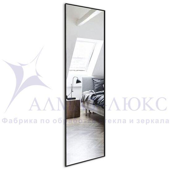 Зеркало прямоугольное в алюминиевой раме M-257 (180х60) в Минске и Беларуси