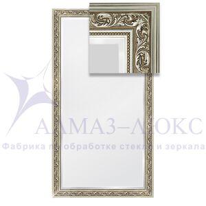 Зеркало в багетной раме М-071