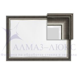 Зеркало в багете М-077