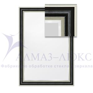 Зеркало в багетной раме М-079