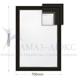 Зеркало в багете М-081
