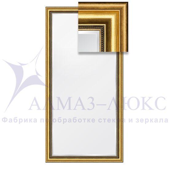 Зеркало в багетной раме М-110