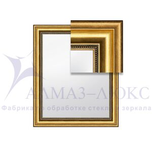 Зеркало в багетной раме М-113