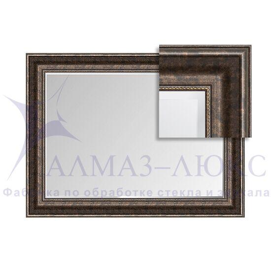Зеркало в багетной раме М-116