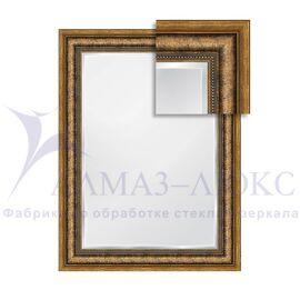 Зеркало в багетной раме М-117