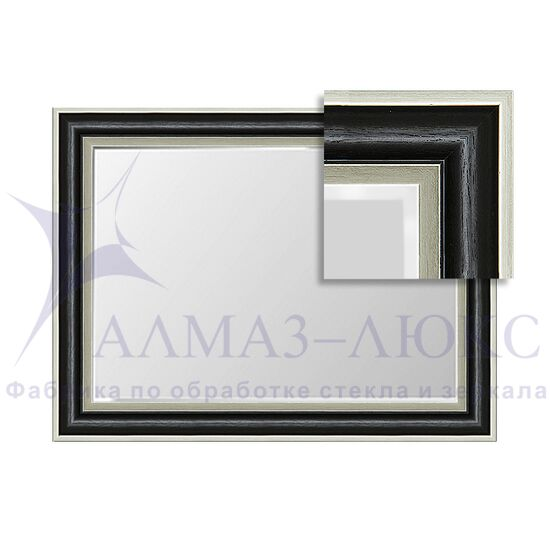 Зеркало в багетной раме М-119