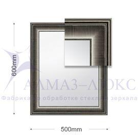 Зеркало в багетной раме М-126