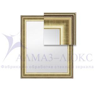 Зеркало в багетной раме М-127