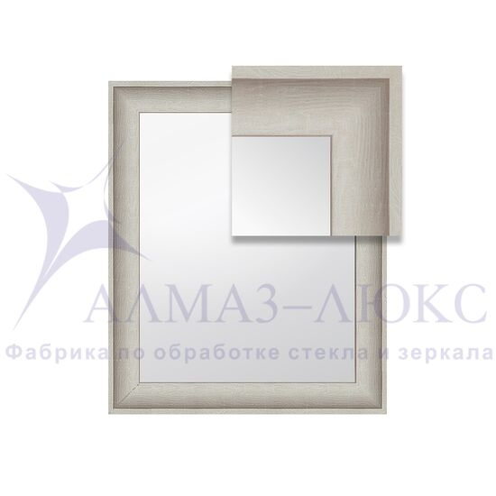 Зеркало в багетной раме М-132