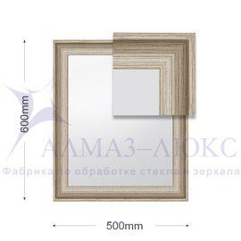 Зеркало в багетной раме М-133