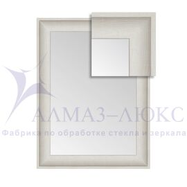 Зеркало в багетной раме М-135