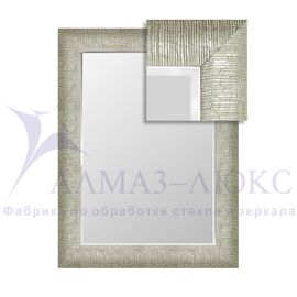 Зеркало в багетной раме М-140