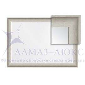 Зеркало в багетной раме М-141