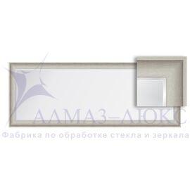 Зеркало в багетной раме М-145
