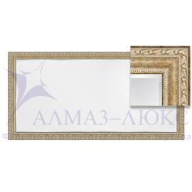 Зеркало в багетной раме М-158