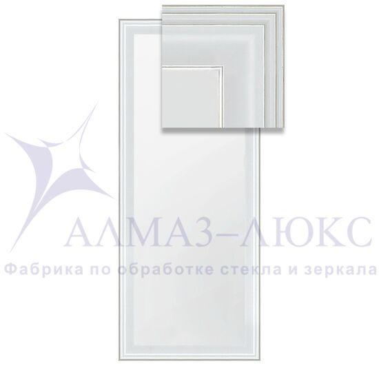 Зеркало в багетной раме М-163